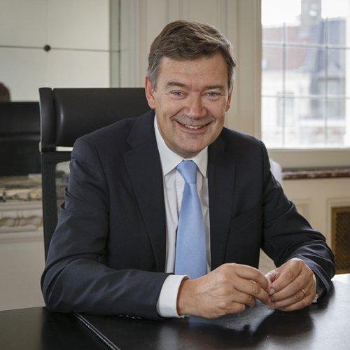 Philippe Hourdain, president de la CCI Grand Lille
