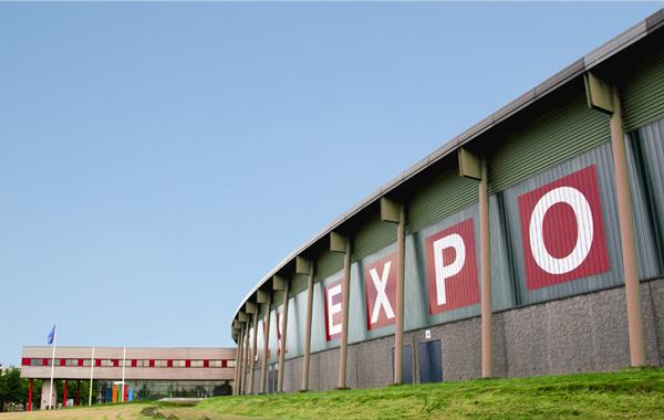 Artois Expo, parc des expositions près d'Arras