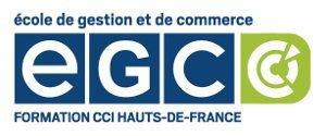 le logo de l'EGC Lille