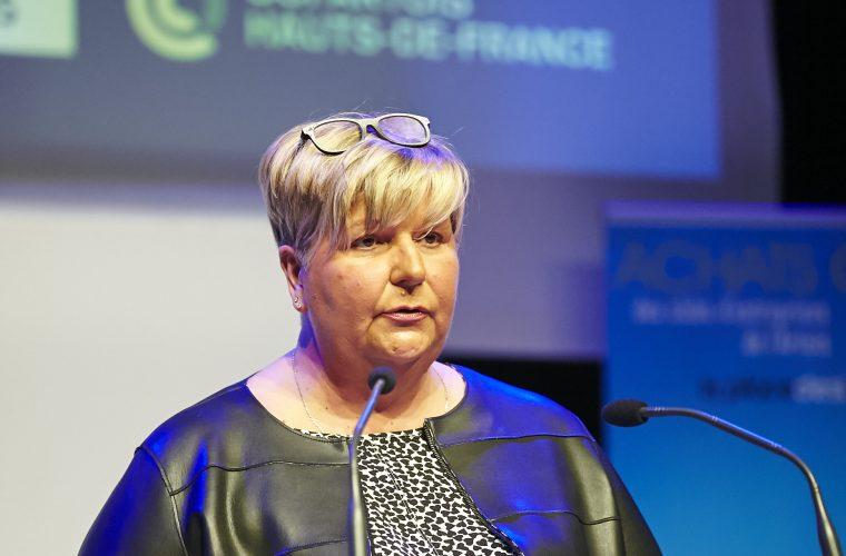 MF. Le Berre, Président de la Fédération des Unions Commerciales de l'Artois