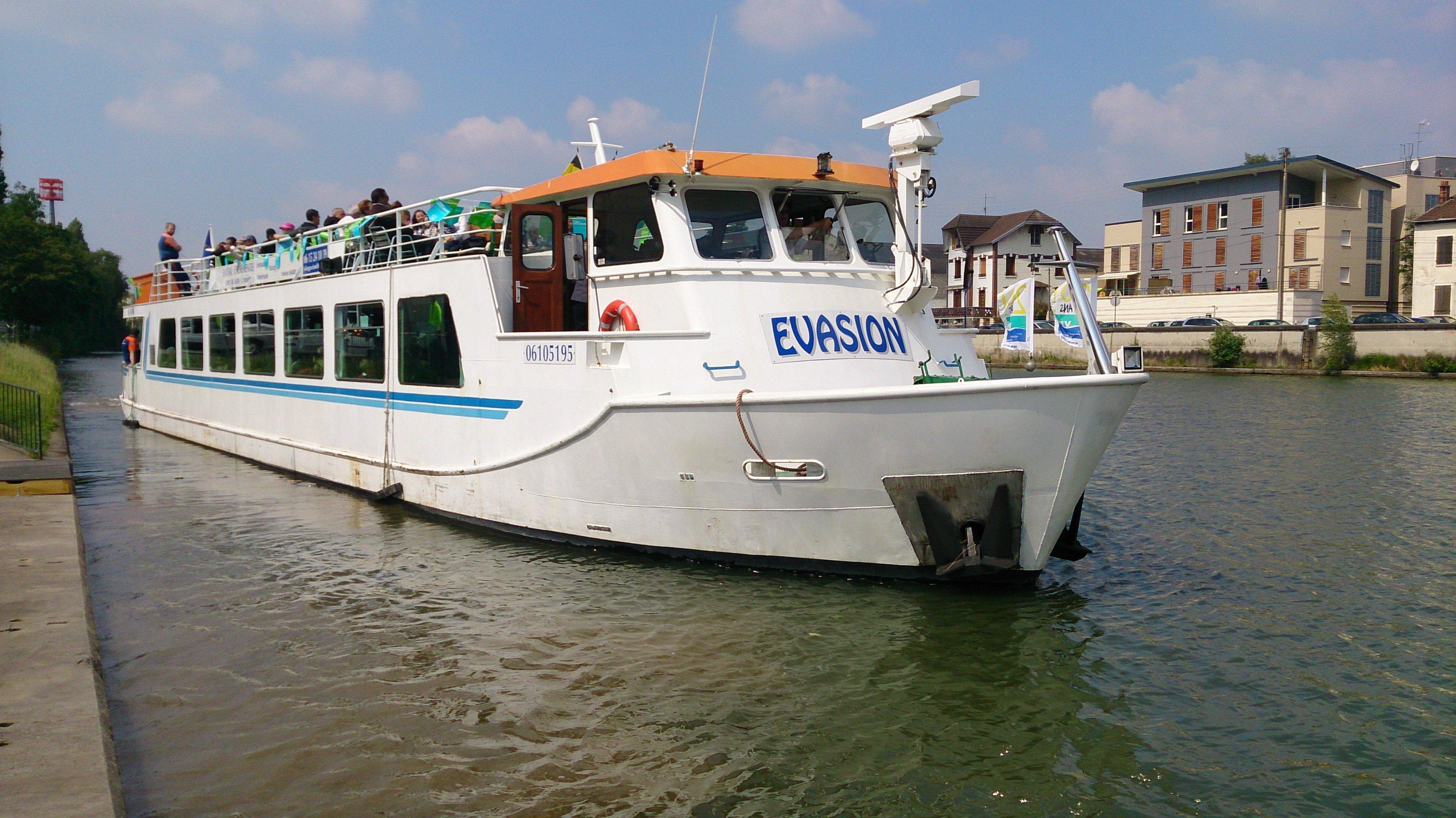 bateau evasion port de lille