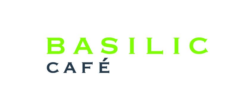 basilic café logo