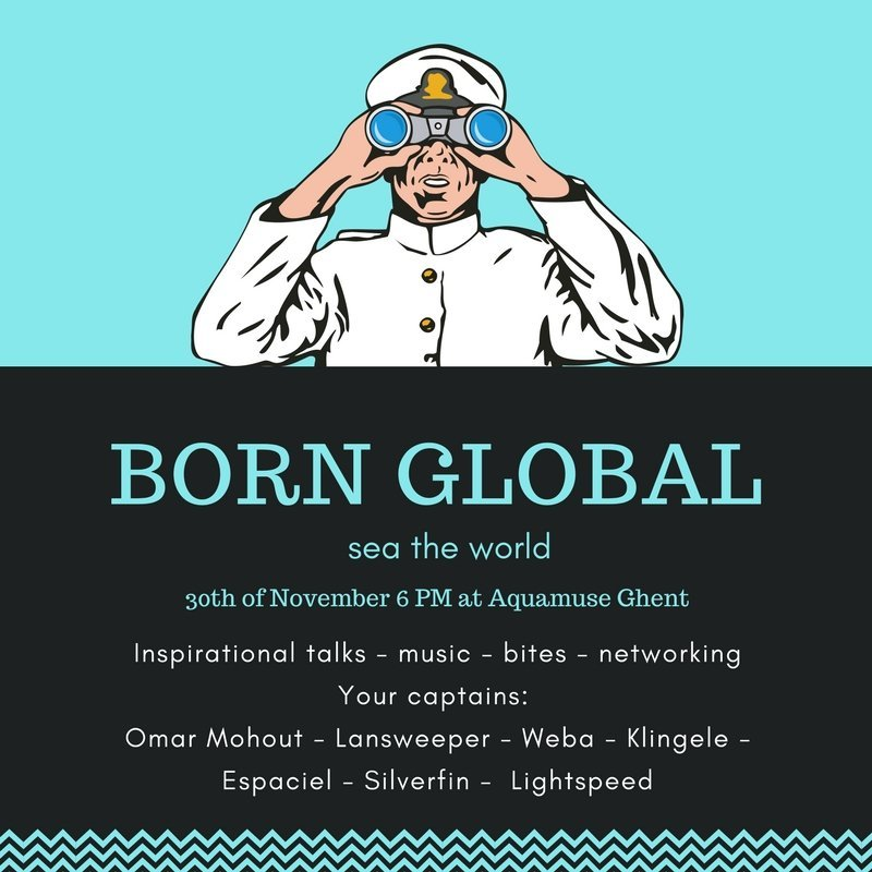 Born Global poster