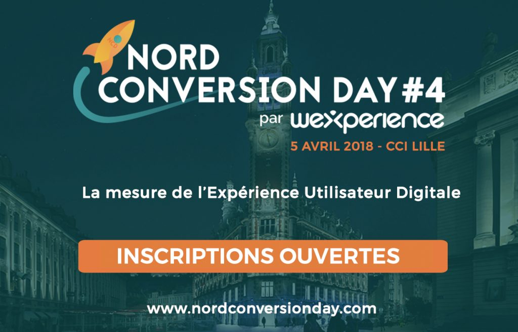 nord conversion day #4 Lille
