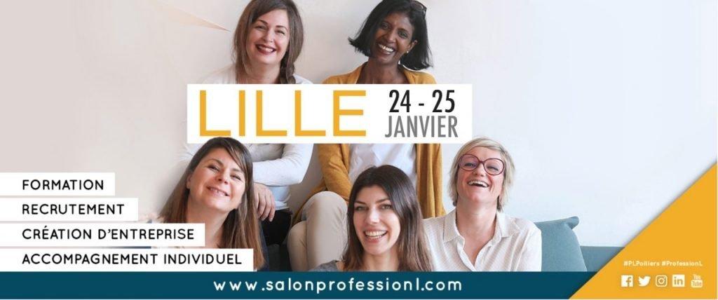 profession'L salon 2019 Lille