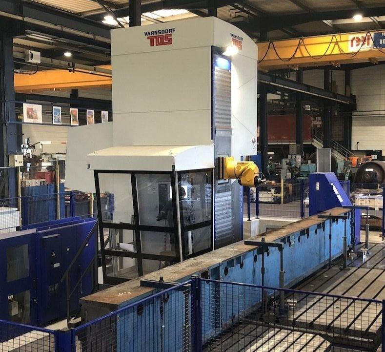 Entreprise industrielle SGM à Craywick