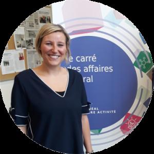 Prévorga : créatrice d'entreprise hébergée au Carré des Affaires Calais - Pépinière