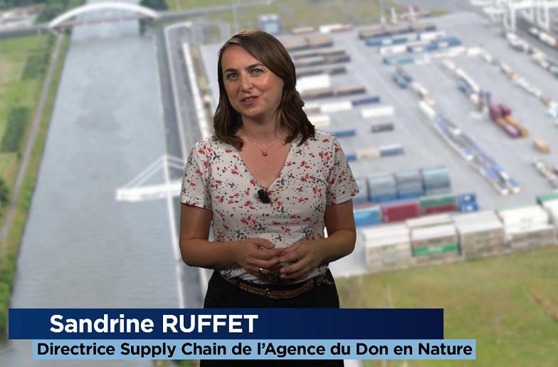 Agence du Don en Nature Sandrine Ruffet