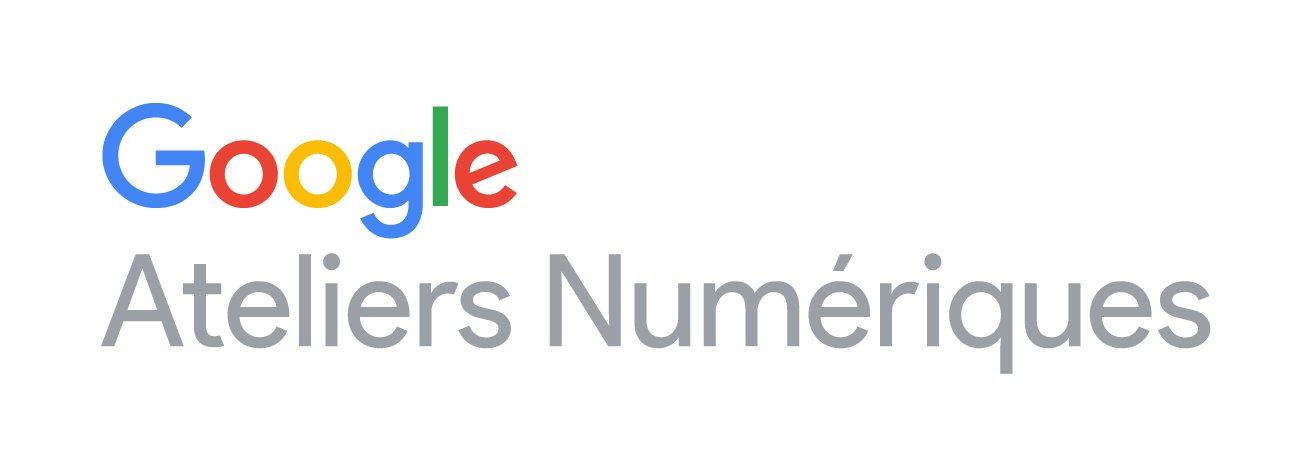 Logo Google Ateliers Numeriques