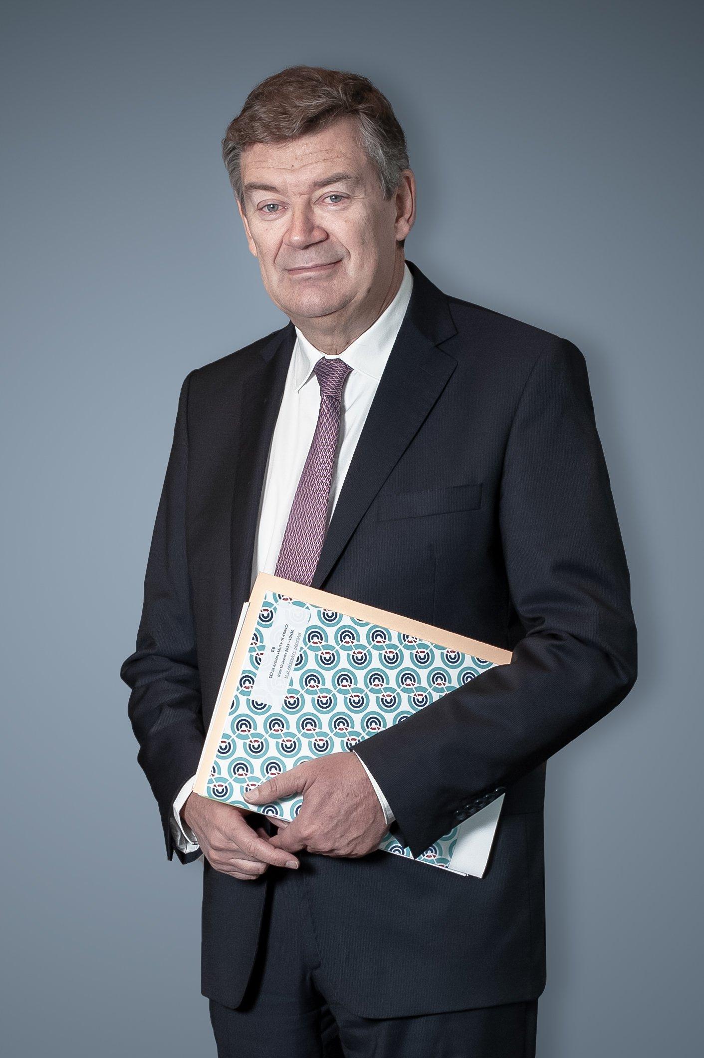 Philippe Hourdain - CCI Hauts-de-France