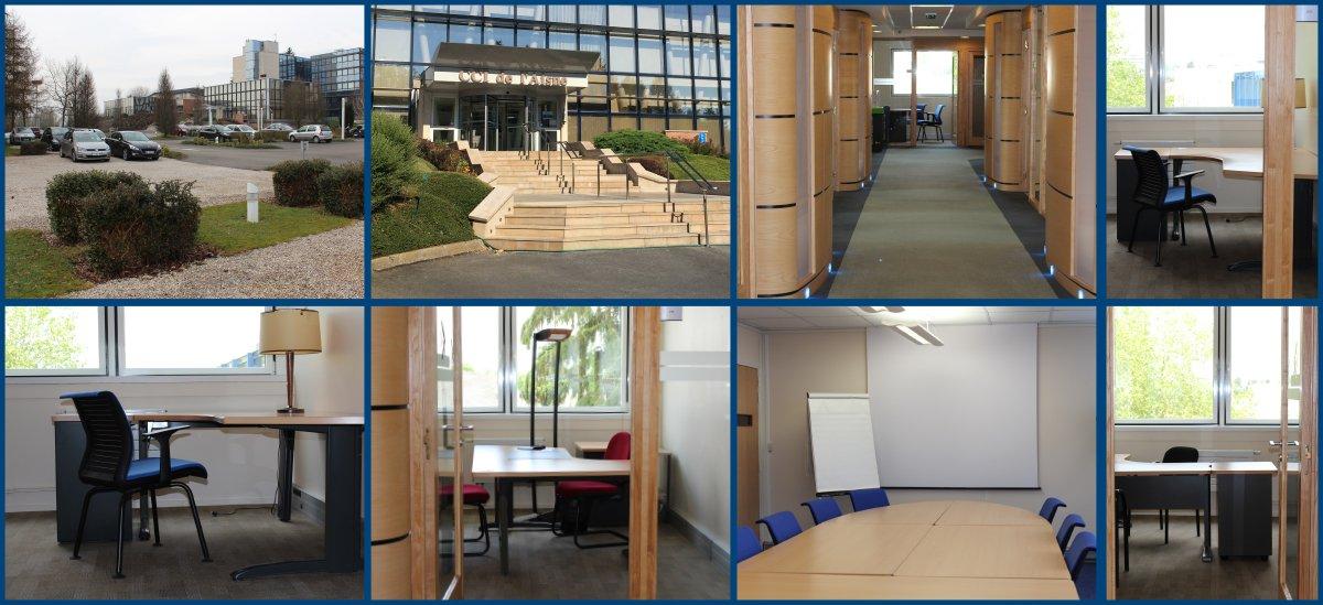 Photos des bureaux à louer à CCI Aisne Saint-Quentin