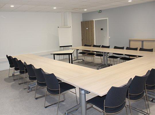 Grande Salle CCI Aisne Laon