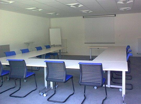 Salle Vervins CCI Aisne