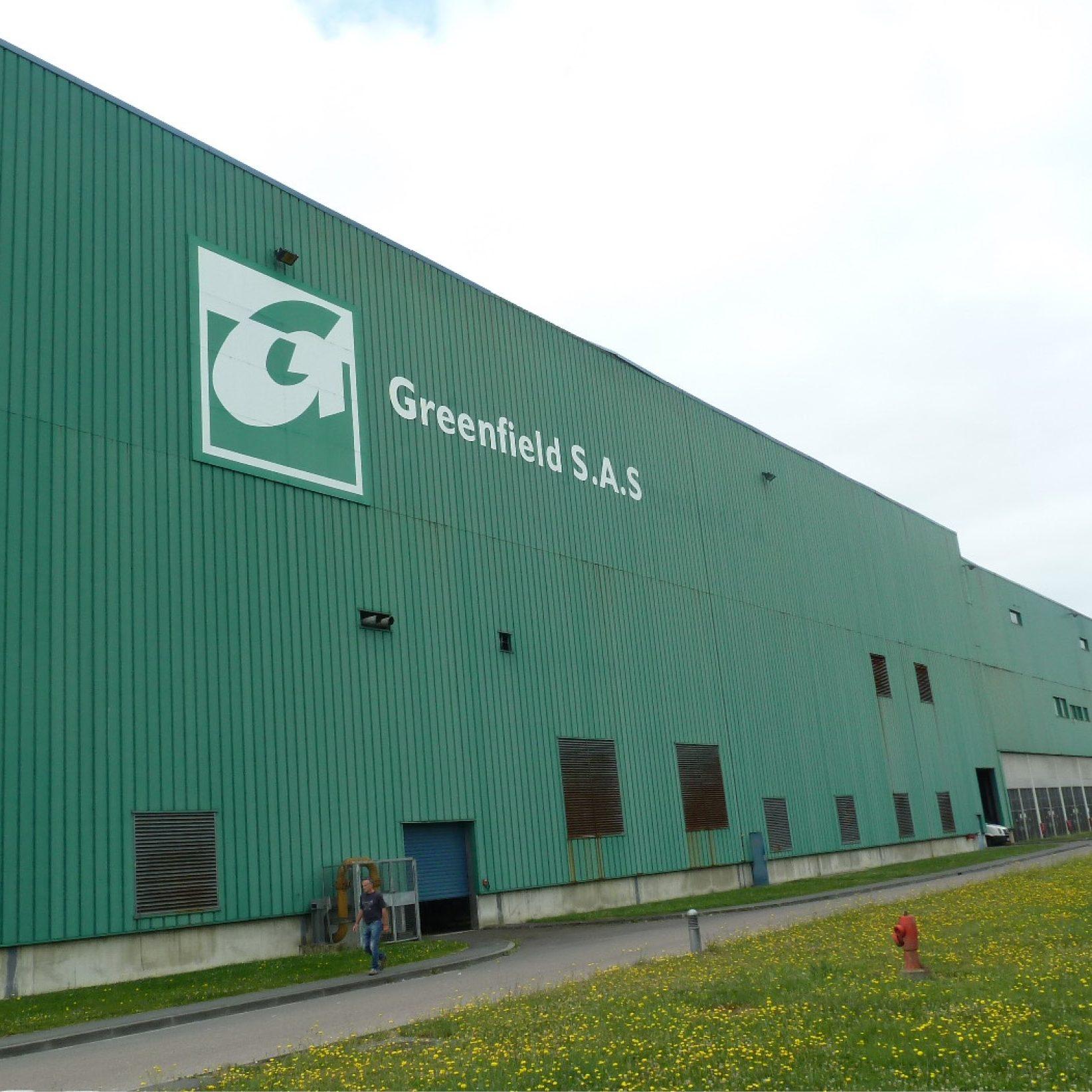 greenfield newsroom