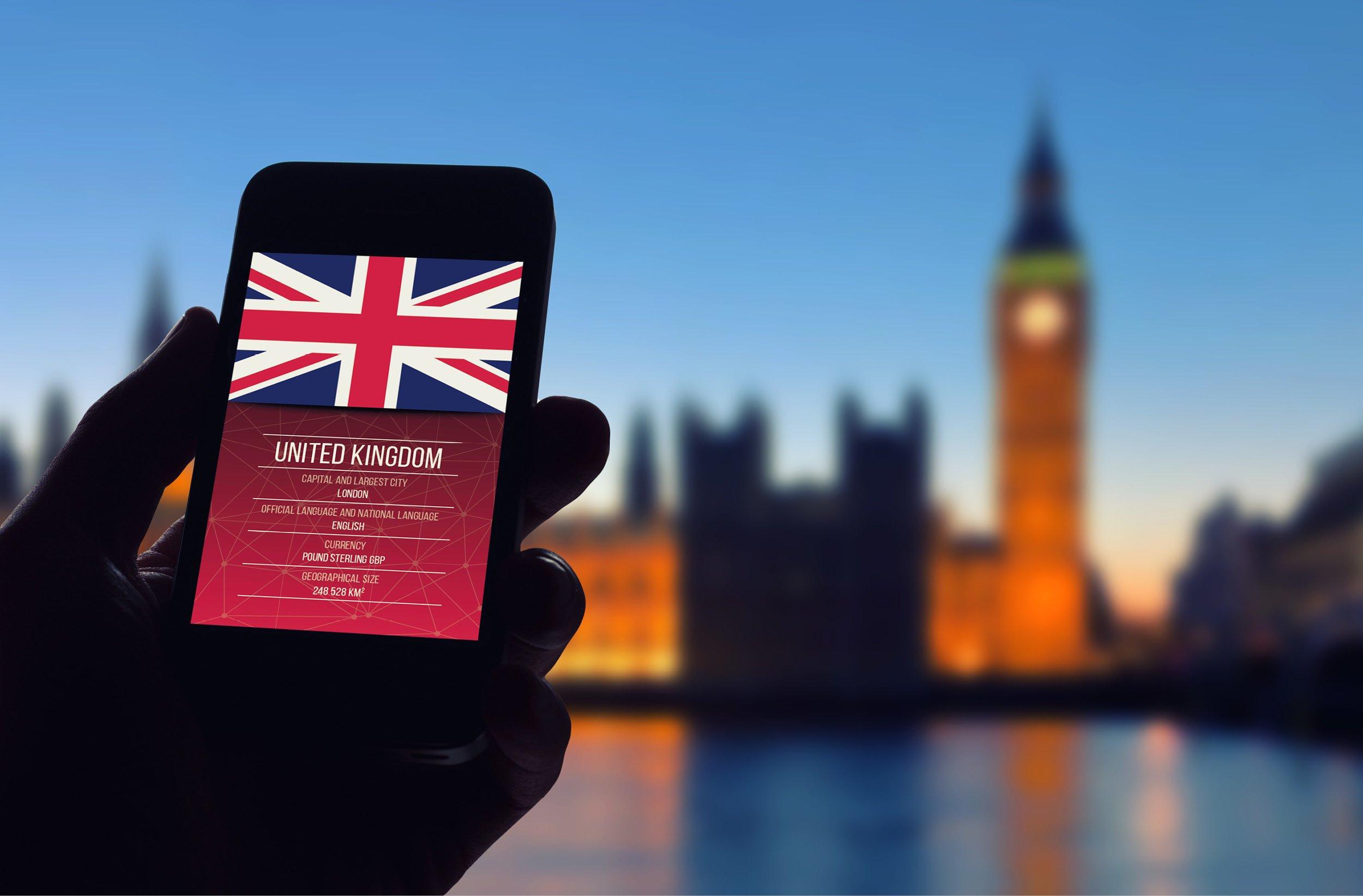 Quels secteurs clefs du business en Grande-Bretagne?