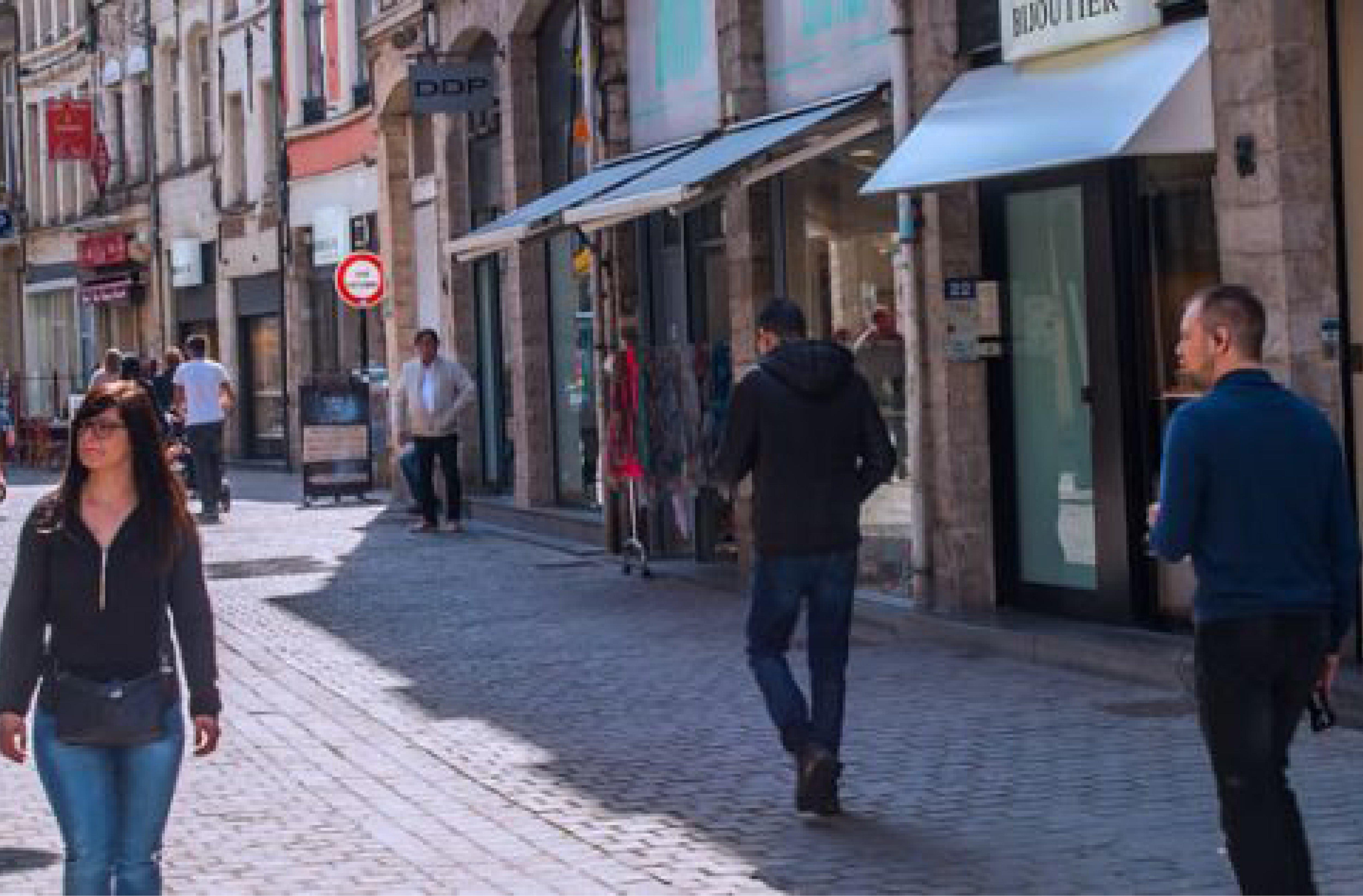 Commerce de la rue de Famars