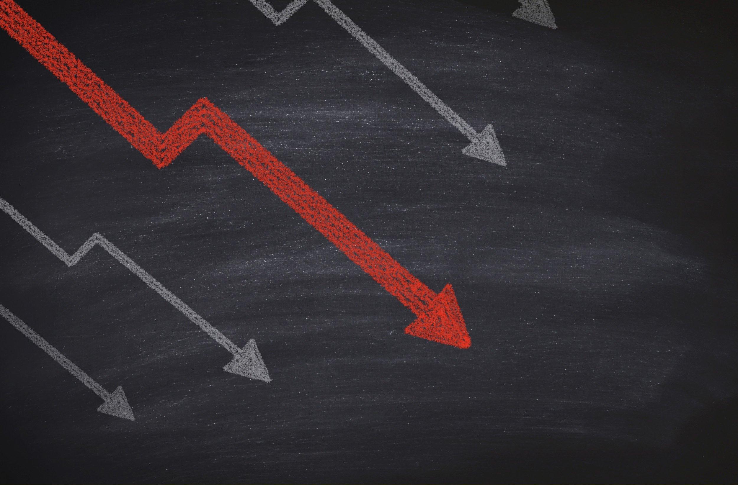 -25%, c'est la baisse moyenne du chiffre d'affaires suite aux actions des 'gilets jaunes'
