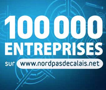 Le fichier des entreprises du Nord-Pas de Calais édité par les CCI Nord de France.