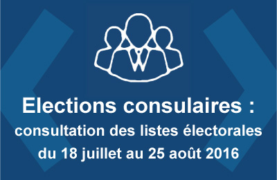 Carrousel-elections consulaires - Consultation liste