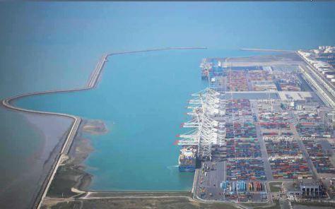 Port du Havre, source: Projet Stratégique 2014-2019 Haropa port