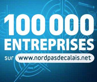 Le fichier des entreprises du Nord-Pas de Calais
