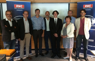Jury trophées RMC PME Bougeons-Nous - Région Nord